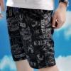 Men's canvas short pants