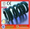 Manufacturer supplied small metal compression springs