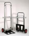 aluminium folding hand trolley