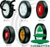 10X3.50-4RUBBER WHEEL