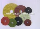 High-quality Diamond luster pad metal polish msds