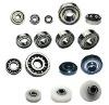 Plastic pulley ball bearings