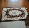 Polyester fleece carpet