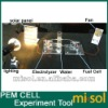 PEM Cell + electrolyzer fuel cell to generate power, for experimental education