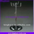 Kingkara KAHBR02 Metal Bag Rack in Metal