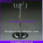 Kingkara KAHBR02 Metal Bag Rack in Metal