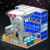 outdoor exhibition booth construction