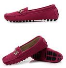 Women's Shoes Wholesale 2013 Autumn Winters Women's Shoe Leather Fashion Flat Female Leisure Shoes