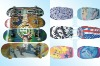 Heat transfer printing film for wooden product (Skateboard)
