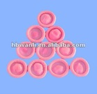Anti-static pink finger cot