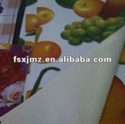 PVC foam table cloth