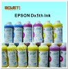 Eco Solvent Ink for Epson DX4/5/5.5th Print Head