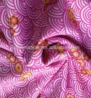 Sublimation Printing Tankini heat transfer fabric