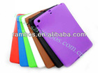 Protective candy color soft silicone case for iPad mini