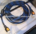 Nylon braided male-male HDMI CABLE