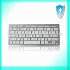 Brand new X5 bluetooth 2.4G mini wireless keyboard for android for laptop/desktop for iphone/ipod/ipad/ps3