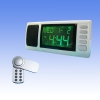 PLL clock with radio