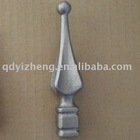 good quality wrought iron spear points