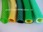 green pvc pipe for garden 1/2''