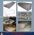 G664 brown granite kitchen countertops