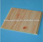 Wooden grain pattern PVC Ceiling panel