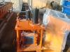 Keel steel roll forming machine