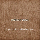 Embossed Thin wood Partern Hardboard