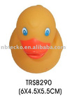 Promotional bath floating EVA duck/PVC duck