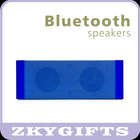 Beautiful and popular portable bluetooth speaker with line-in function digital recording studio equipment