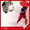 Power Speed Chute Drag parachute/Running umbrella