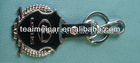 Latest Metal keychain,car logo chain,keyring keychain with car logo