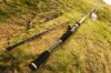Fishing Rod Combination 3 fishing rods waist rod bag
