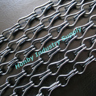 classical gunmetal color hanging decorative metal chain curtain
