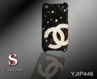 Unique Phone Case,For iPhone 4s Case With Jeweled Beads