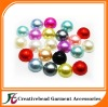 hot sale half round pearl