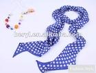 Fashion silk fabric head band wraps