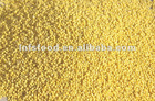 Organic yellow hulled millet