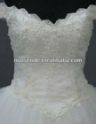 Free shipping bridal lace Wedding Gown 2013