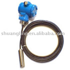 water level measuring instruments steel cable throw-in type level gauge