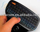 Hot Lenovo Mini Wireless 2.4Ghz 2.4G Keyboard Mouse N5901 For ipad wll Laptop ps3