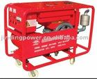 300A/12KW Water Cooled Open Type Welding Generator Set