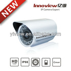 1.3 megapixel H.264 Onvif waterproof IR IP camera