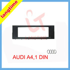 car refitting dvd frame/DVD panel/audio frame for Audi A6,1 DIN