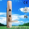 with dustproof slip cover Fingerprint Door Lock