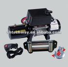 6000 lbs 12V/24V Car Electric Winch