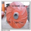 High-abrasive,anti- wearing,High efficient, Excellent quality impeller