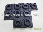Hot forming foam pads products