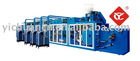 YC-YNK450-FC Frequency High-speed Baby Diaper Production Line