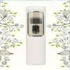 Battery operated aerosol dispenser with digital