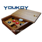 Educationl Game Brain wooden Puzzle Box (KM0080)